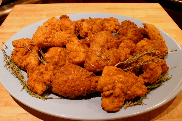 ... Hoc Buttermilk Fried Chicken: An Un-Simple Recipe | All Things Simple