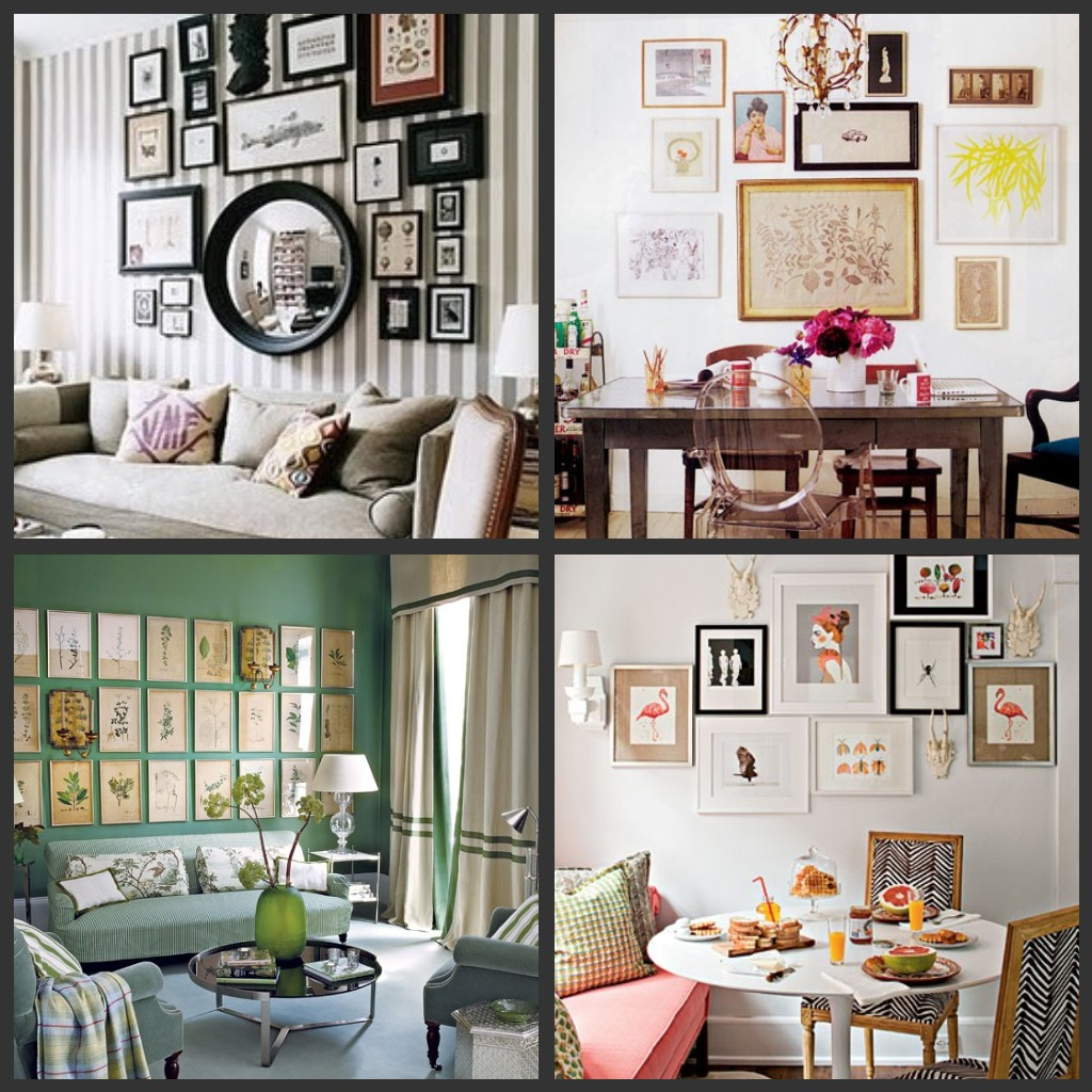 Gallery Wall Tips All Things Simple