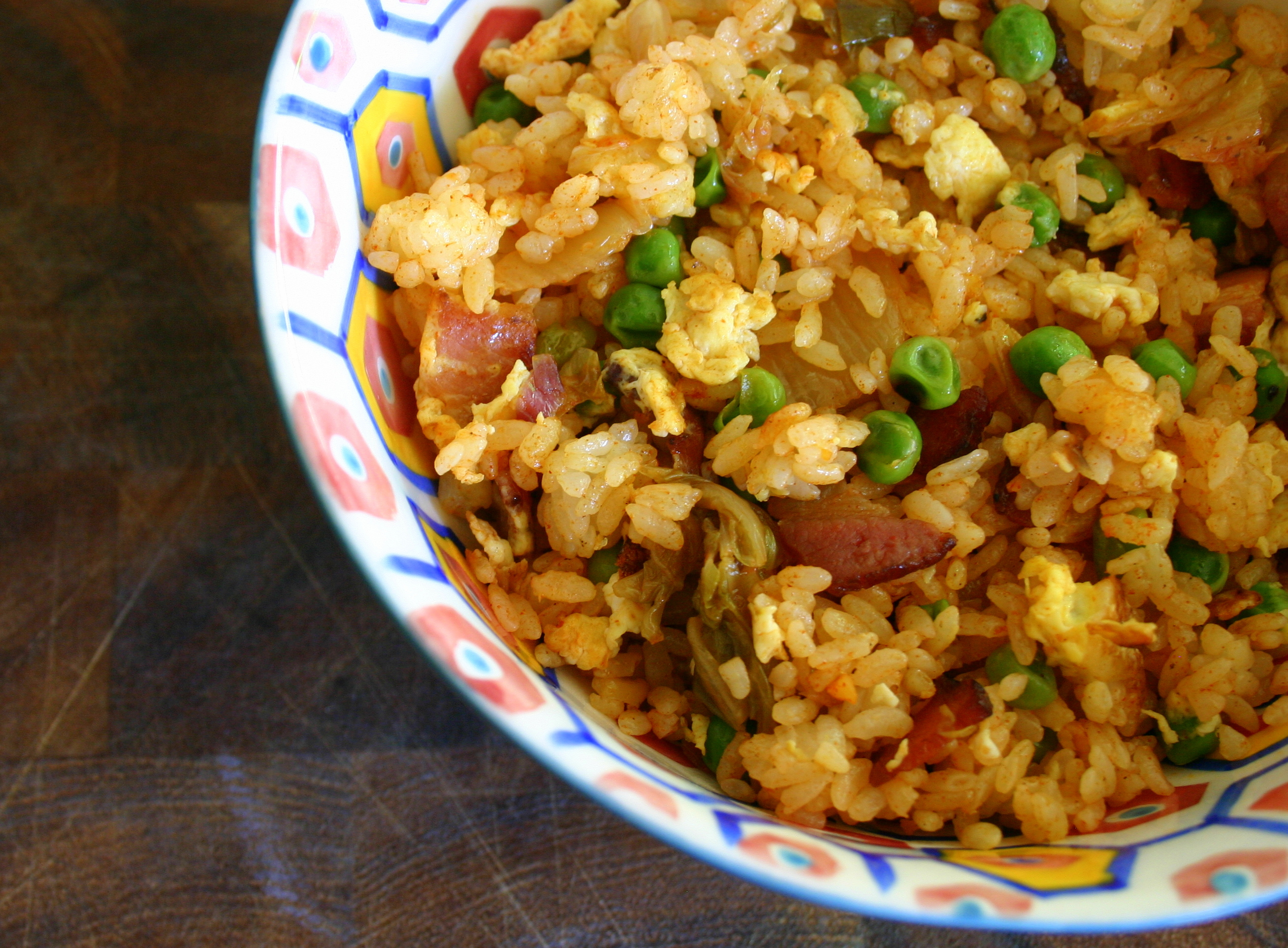 Kimchi Fried Rice | All Things Simple