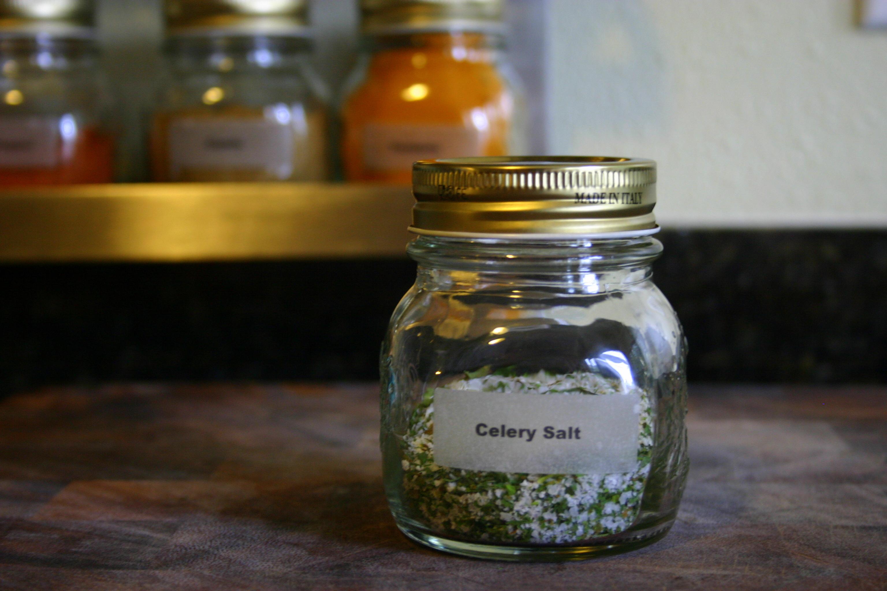 ... celery salt crusted baked potato recipe on food52 homemade celery salt