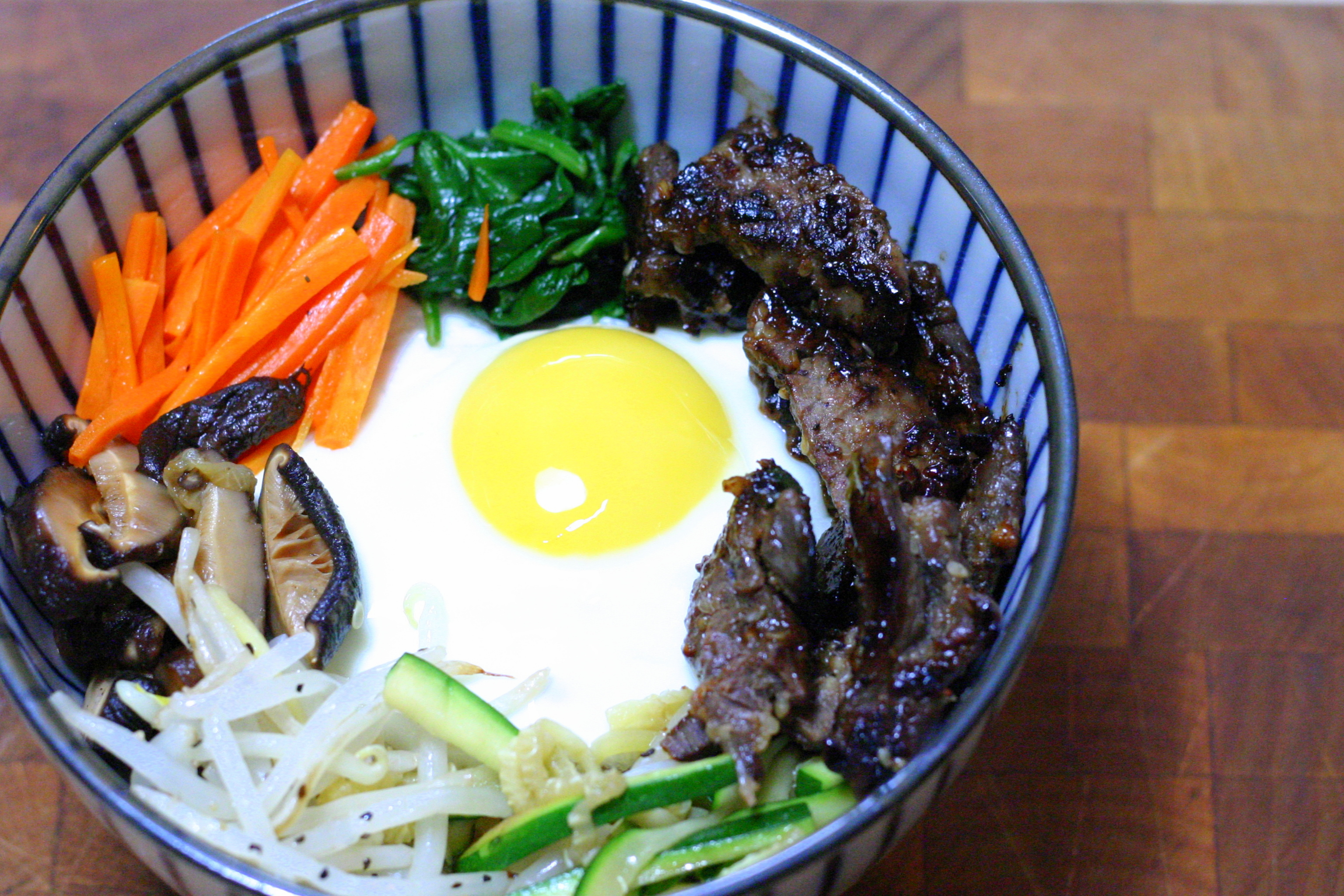 Easy Bibimbap | All Things Simple